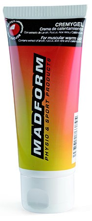 Madform Cremy Gel de Calentamiento 60 ml