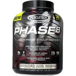 Muscletech Phase 8 2.09 Kg