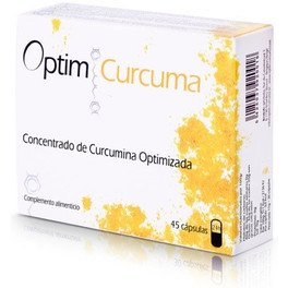 Optim Curcuma 45 Cap