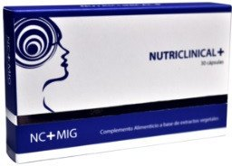 Nutriclinical Nc Mig 30 Vcaps