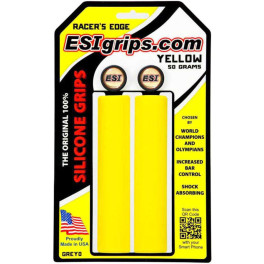 Esigrips Esi Racers Edge Grips - Yellow
