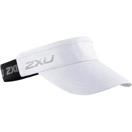 2xu Performance Visor White/black