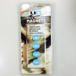 Ultimate Performance Magnetic Race Number Holders