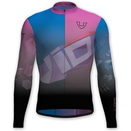 Vió Bike Wear Maillot Manga Larga Ciclismo Invierno Hombre Corriol 1 Lettering Winter Long Sleeve Jersey Vió