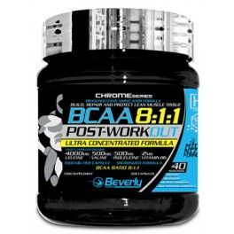 Beverly Nutrition BCAA 8:1:1 Post-Workout 200 caps