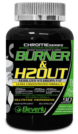 Beverly Nutrition Burner & H2OUT 90 caps
