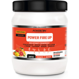 Powergym Power Fire Up Cítrico 450 G