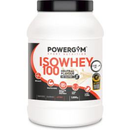 Powergym Isowhey 100 Neutro 1.000 G