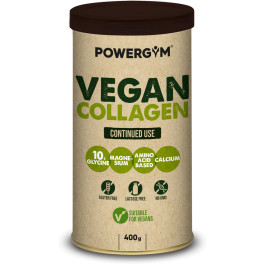 Powergym Vegan Collagen - 400 G