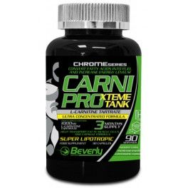 Beverly Nutrition Carni Pro Extreme Tank 90 caps