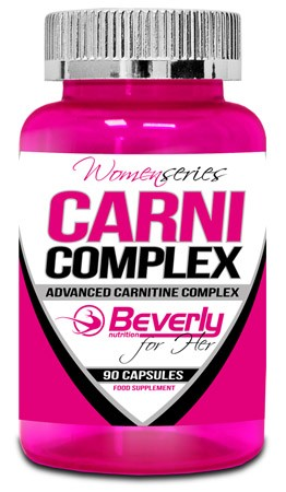 Beberly Nutrition Carni Complex 90 caps