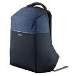 Trust Computer Mochila Trust Anti-theft Backpack Negra/azul 16""