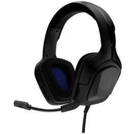 The G-lab G-lab Korp Cobalt Negros Auriculares Gaming Pc/ps4/xbox One