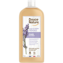 Douce Nature Champu Gel Ducha Lavanda Douce Nature 1 L