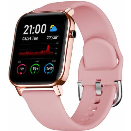 Leotec Smartwatch Multisport Cool Pink