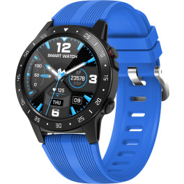 Leotec Smartwatch Multisport Gps Advantage Blue