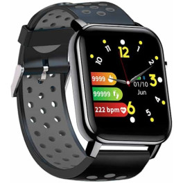 Leotec Smartwatch Multisport Bip 2 Black
