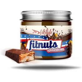 Fitstyle Fitnuts American 200g