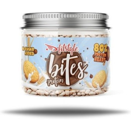 Fitstyle Protein Bites White Cookies 100g