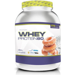 Mmsupplements Whey Protein80 - 2 Kg - Mm Supplements - (american Donuts)