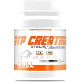 Bull Sport Nutrition Atp Creatina - 500g - - (neutro)