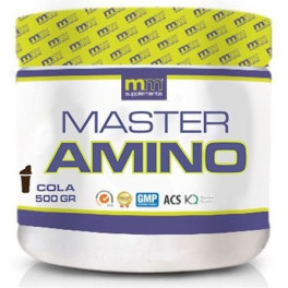 Mmsupplements Master Amino - 500g - Mm Supplements - (limon)