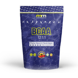 Mmsupplements Bcaa 12:1:1 - 200g - Mm Supplements - (lima Limon)