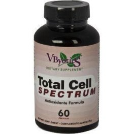 Vbyotic Total Cell Spectrum 60 Caps.