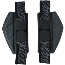 Troy Lee Designs Rockfight Replacement Shoulder Straps Black Youth