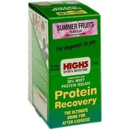 High5 Whey Isolate Protein Recovery 9 sobres de 60 gr