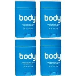 Body Glide Bálsamo Roll-on Anti Rozaduras 4 unds x 42 gr