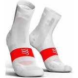 - Compressport Calcetines Pro Racing Socks V3.0 Ultra Light Bike Blanco T2