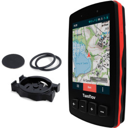 Twonav Gps Trail 2 Bike Rojo