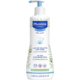 Mustela Hydra Bebe Cleansing Milk 500 Ml Unisex
