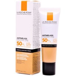 La Roche Posay Anthelios Mineral One Couvrance Hydratation Spf50+ 02 Unisex