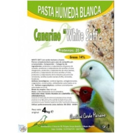 Pineta Pasta Humeda White Soft 4 Kg