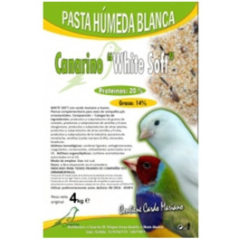 Pineta Pasta Humeda White Soft  9 Kg