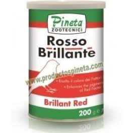 Pineta Rojo Brillante 200gr