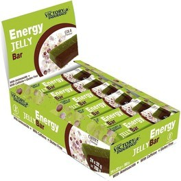 Victory Endurance Energy Jelly Bar con Cafeina 24 barritas x 32 gr