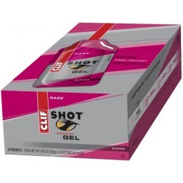 Clif Shot Energy Gel 24 geles x 34 gr