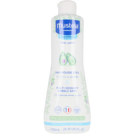 Mustela Bébé Multi Sensory Bubble Bath 750 Ml Unisex