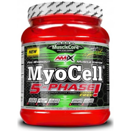 Amix MuscleCore MyoCELL 5 Phase 500 gr