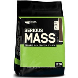 Optimum Nutrition Proteína On Serious Mass 12 Lbs (5,45 Kg)