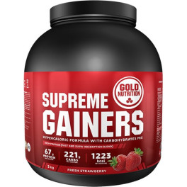 Gold Nutrition Supreme Gainers 3 kg