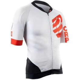 Compressport Maillot Cycling ON/OFF -Blanco