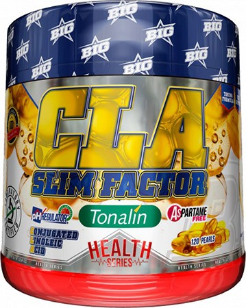 BIG CLA Slim Factor 120 perlas