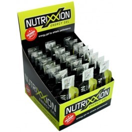 Nutrixxion Energy Gel XX-Force con doble Cafeína 24 geles x 40 gr