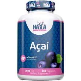 Haya Labs Haya Acai 1000 Mg. - 120 Caps.