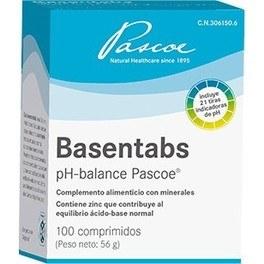 Pascoe Basentabs Ph Balance 100 Comp