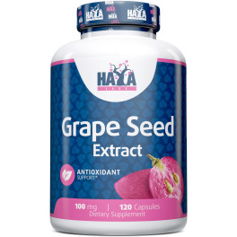 Haya Labs Haya Grapeseed Extract 100 Mg. - 120 Caps.